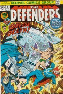The Defenders #6 (1973)