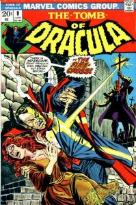 Tomb of Dracula #9 (1973)