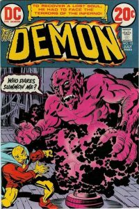 The Demon #10 (1973)