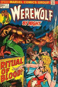 Werewolf by Night #7 (1973)