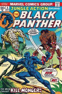 Jungle Action #6 (1973)