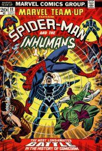 Marvel Team-Up #11 (1973)