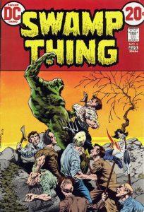 Swamp Thing #5 (1973)