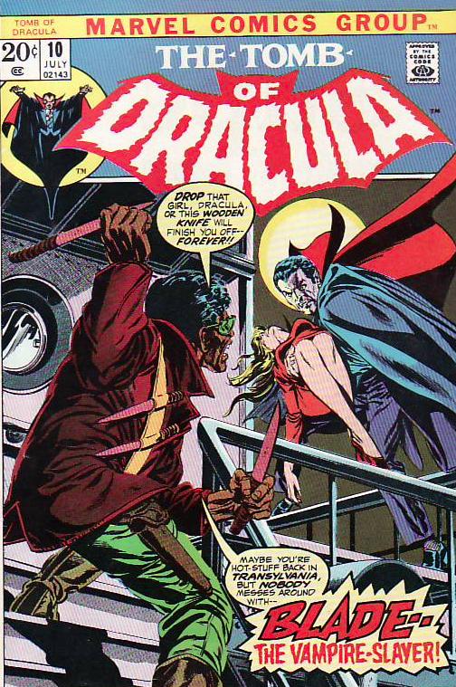 Tomb of Dracula #10 (1973)