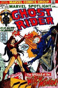 Marvel Spotlight #11 (1973)