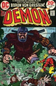 The Demon #11 (1973)