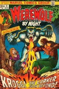 Werewolf by Night #8 (1973)