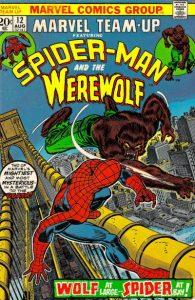 Marvel Team-Up #12 (1973)