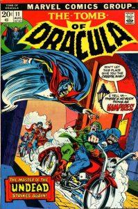 Tomb of Dracula #11 (1973)