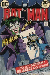 Batman #251 (1973)