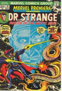 Marvel Premiere #10 (1973)