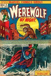 Werewolf by Night #9 (1973)