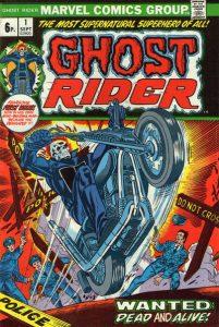 Ghost Rider #1 (1973)
