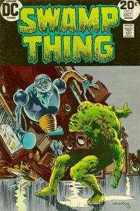 Swamp Thing #6 (1973)