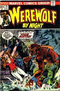 Werewolf by Night #10 (1973)