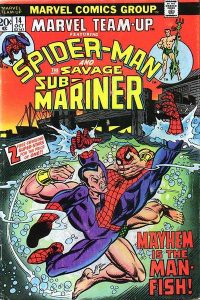 Marvel Team-Up #14 (1973)