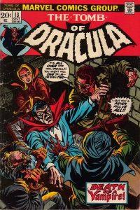 Tomb of Dracula #13 (1973)