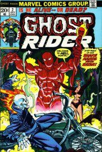 Ghost Rider #2 (1973)