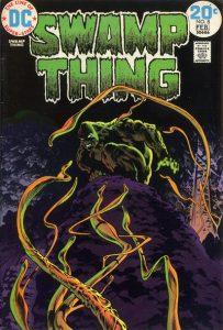 Swamp Thing #8 (1973)