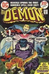 The Demon #14 (1973)