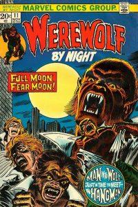 Werewolf by Night #11 (1973)