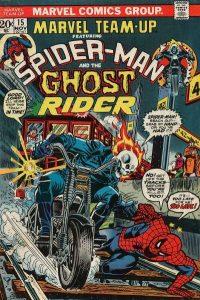 Marvel Team-Up #15 (1973)