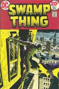 Swamp Thing #7 (1973)