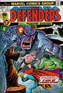 The Defenders #11 (1973)