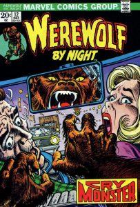 Werewolf by Night #12 (1973)