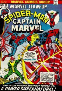 Marvel Team-Up #16 (1973)