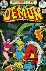 The Demon #16 (1974)