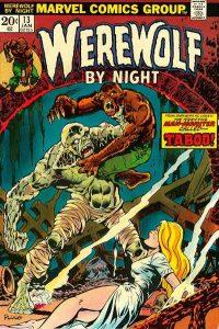 Werewolf by Night #13 (1974)