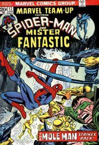 Marvel Team-Up #17 (1974)