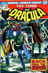 Tomb of Dracula #16 (1974)