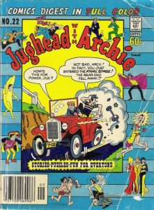 Jughead with Archie Digest #22 (1974)
