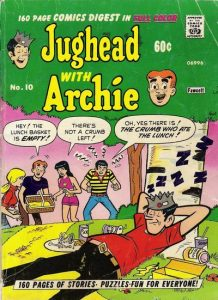 Jughead with Archie Digest #10 (1974)