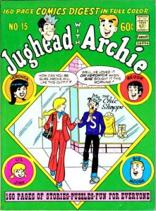 Jughead with Archie Digest #15 (1974)