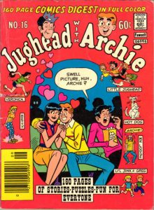 Jughead with Archie Digest #16 (1974)