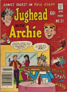 Jughead with Archie Digest #21 (1974)