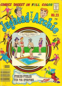 Jughead with Archie Digest #23 (1974)