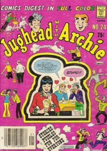 Jughead with Archie Digest #24 (1974)