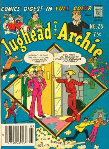 Jughead with Archie Digest #25 (1974)