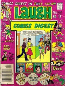 Laugh Comics Digest #18 (1974)