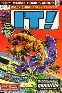Astonishing Tales #22 (1974)