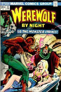 Werewolf by Night #14 (1974)