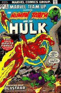 Marvel Team-Up #18 (1974)