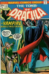 Tomb of Dracula #17 (1974)