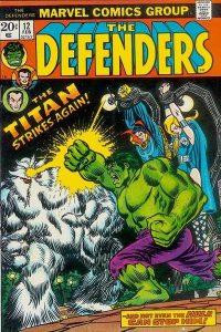 The Defenders #12 (1974)