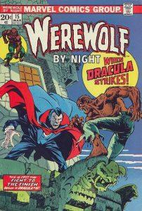 Werewolf by Night #15 (1974)