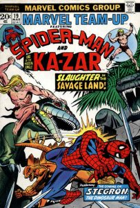 Marvel Team-Up #19 (1974)